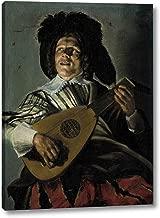 Serenade by Judith Leyster - 16