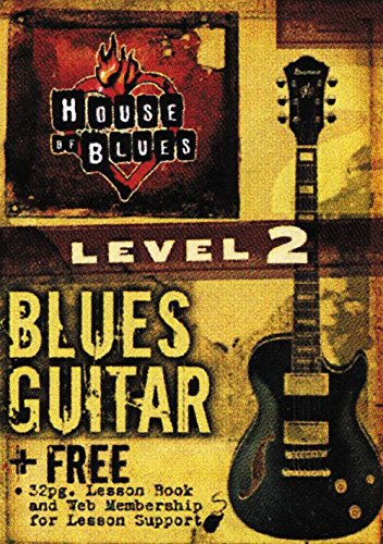 House of Blues Beginner - Blues Guitar Level 2 [Instant Access]