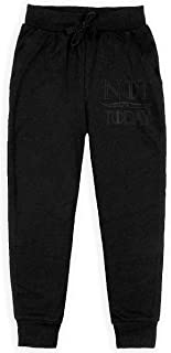 Dxqfb Not Today Boys Sweatpants,Sweatpants For Boys