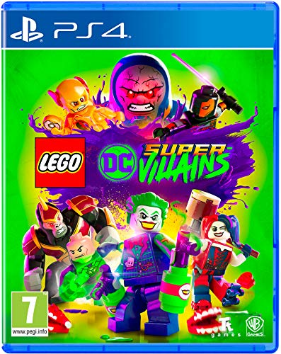 LEGO DC Super-Villains (Playstation 4) [AT_PEGI]