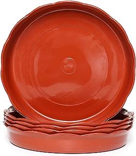 Artevasi Saucer Sottovaso Rotondo 26 cm Terracotta