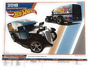 HW Exclusive Hot Wheels Collector Edition K-Mart K-Day 11
