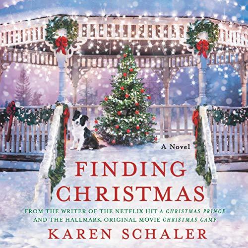 Finding Christmas Audiobook By Karen Schaler cover art