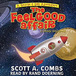 The Feel Good Affair audiobook cover art