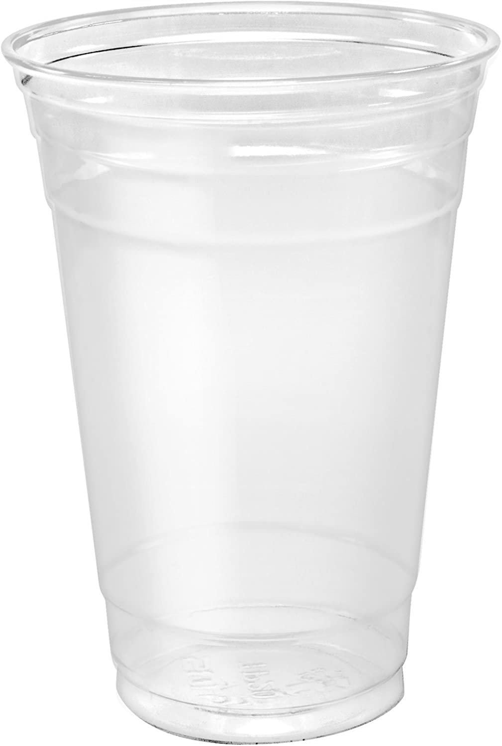 Dart TP20 20 oz Ultra Clear PET Plastic Cup (Case of 600)