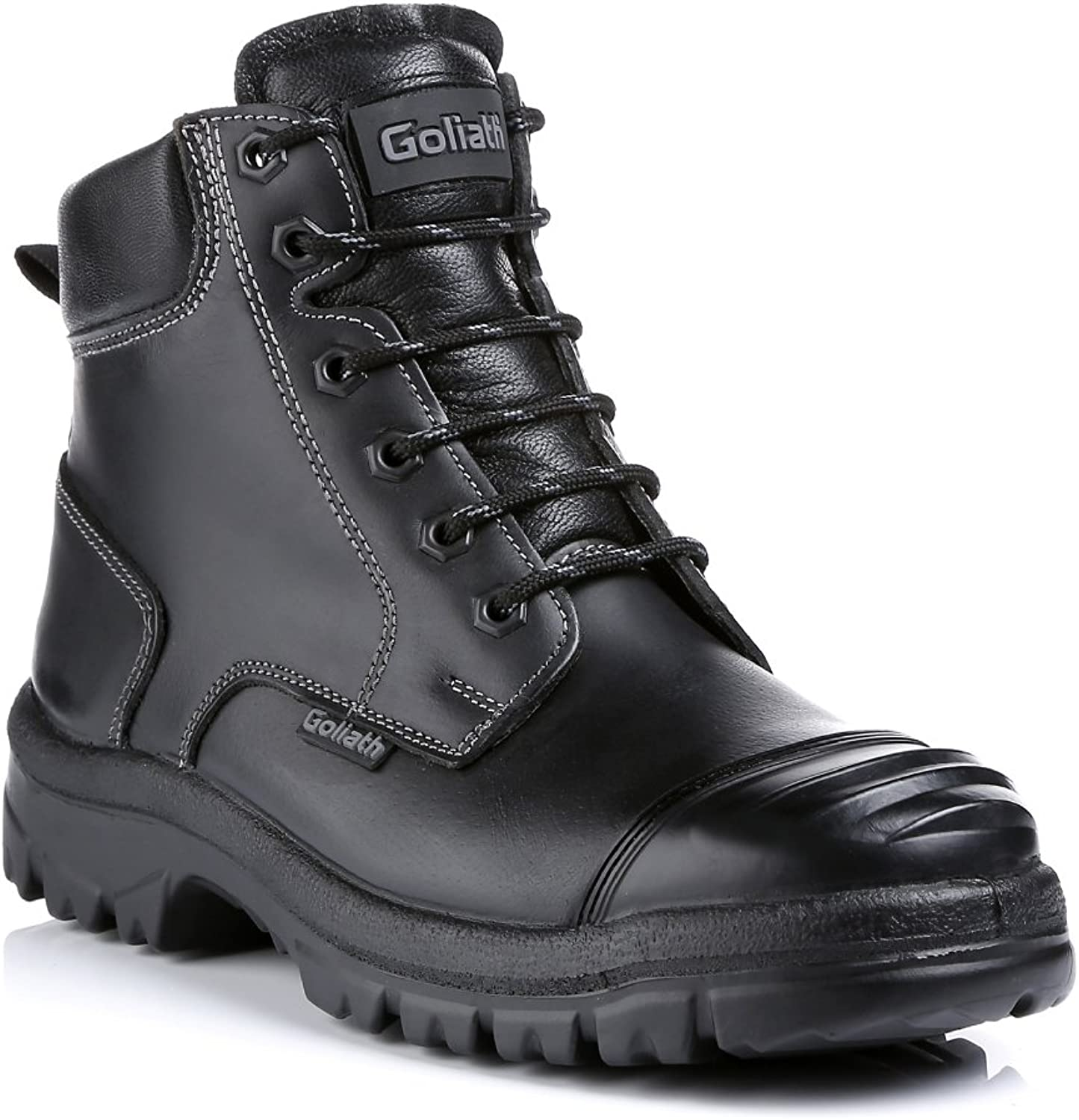 GOLIATH CUT RESISTANT SAFETY BOOT (10)