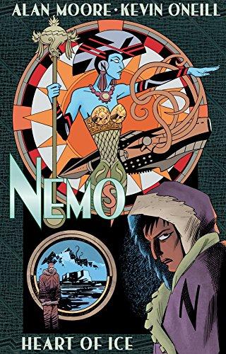 Nemo: Heart Of Ice (Nemo Trilogy 1)