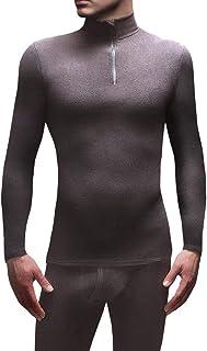 Heat Holders Men's Warm Winter Thermal Base Layer Top