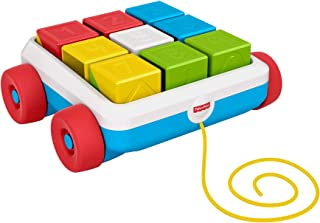 Fisher-Price GJW10 Pull-Along Activity Blocks Toy