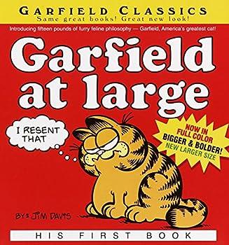 garfield first comic