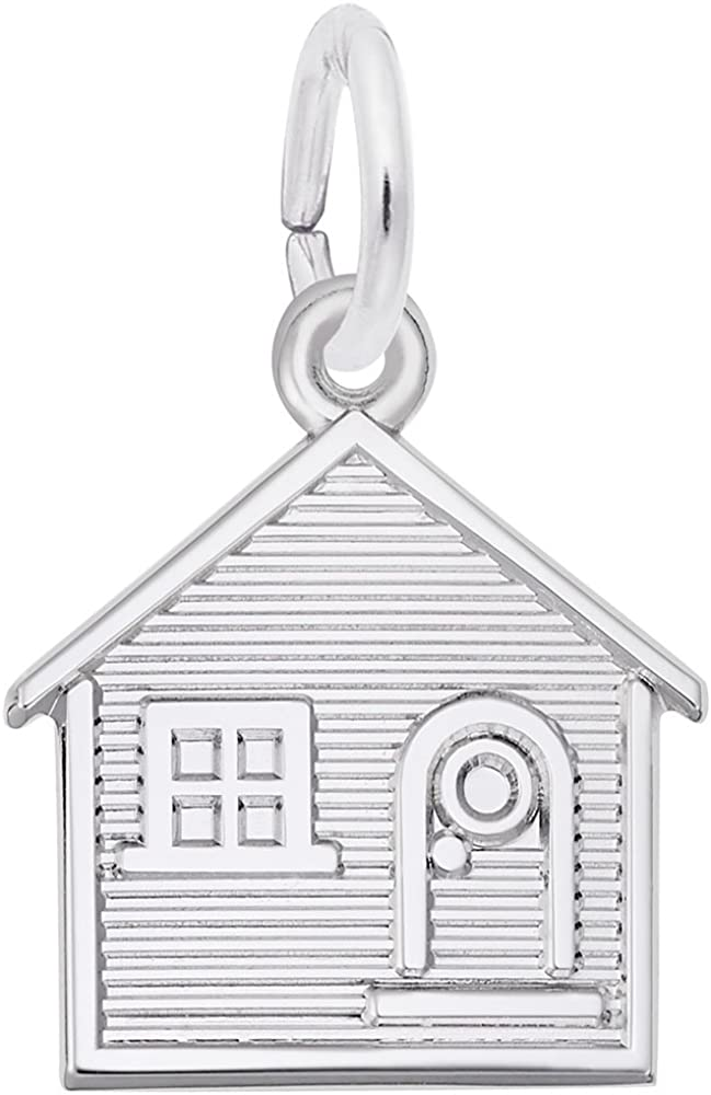 Rembrandt Charms House Ranking TOP14 925 Sterling Engravable Time sale Silver