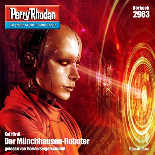 Der Münchhausen-Roboter Titelbild