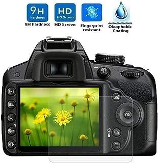 Electrónica Rey Protector de Pantalla para Nikon D3200: Amazon.es ...