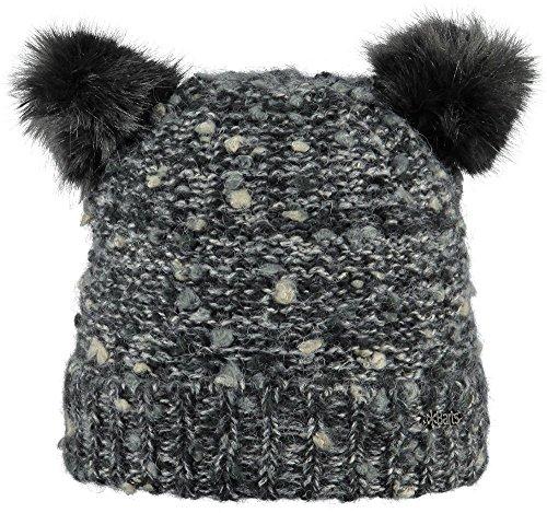 Bonnet Poukie charcoal