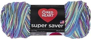 Red HeartSuper Saver Yarn, Monet Print