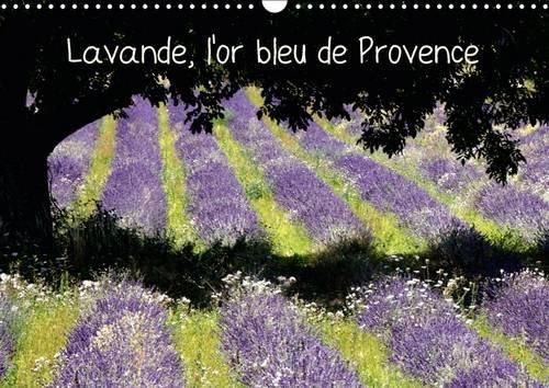 Lavande, l'Or Bleu de Provence 2017: La Lavande, Symbole de la Provence, Qui Colore et Parfume les Hauts Plateaux Provencaux de la Drome, du Vaucluse, et des Alpes de Haute Provence (Calvendo Places)