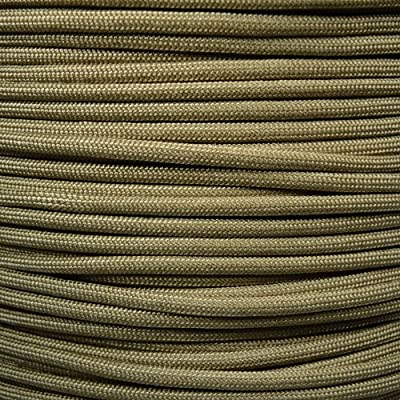 Paracord Planet Titanium Series True 550 Military Specification Type III Parachute Cord Made with Genuine Authentic 7 Strand 100% Nylon 550 LB Tension Strength Mil Spec MIL-C-5040H Tactical Paracord