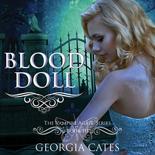 Blood Doll audiobook cover art