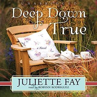 Deep Down True audiobook cover art