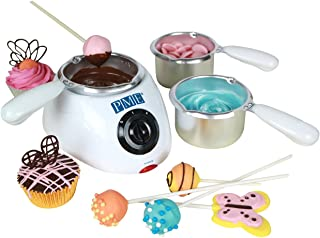 PME CM103/4/5 CM105 Electric Chocolate Melting 3 Pots Included, Standard