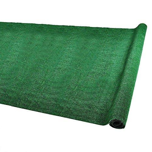 Yescom 65ft x 6ft (390 Square ft) Grass Artificial Mat Indoor Outdoor Fake Garden Turf