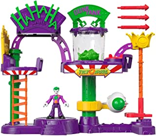 Imaginext Fisher-Price DC Super Friends The Joker Laff Factory