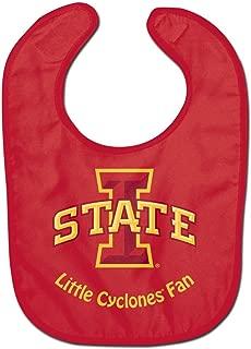 WinCraft Iowa State Cyclones All-Pro Team Logo Baby Bib
