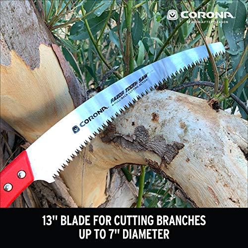 Corona RS 7120 Razor Tooth Pruning Saw, 13