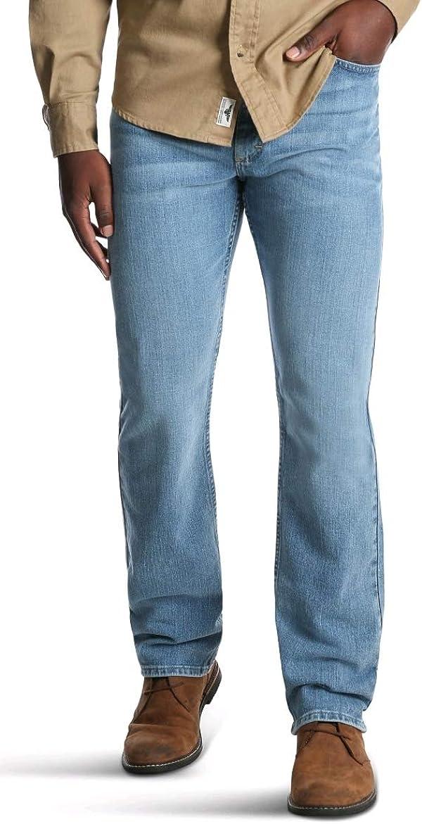 Light Stonewash Product Five Star Max 84% OFF Regular w Fit Flex Jean