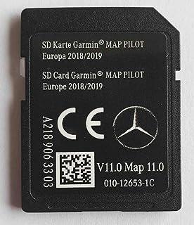Tarjeta SD Mercedes Garmin Map Pilot STAR1 v11 Europe 2018-2019 - A2189063303