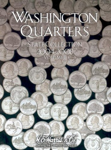 Washington Quarters: State Collection, Vol. 2: 2004-2008