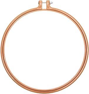 Rico Design GmbH Stickring - rund aus Kunststoff - Durchmesser: ca. 23cm