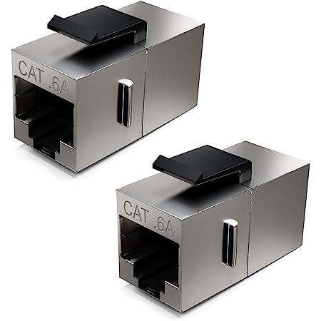 Logilink Professional Nk4021 Keystone Unterputzdose Für Computer Zubehör
