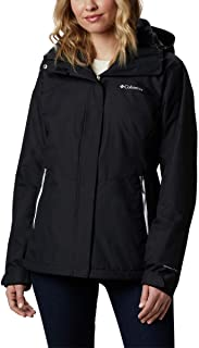 Columbia Women's Bugaboo II Fleece Interchange Winter Jacket, Waterproof & Breathable