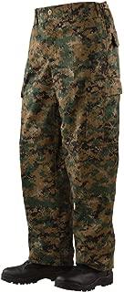 BDU Pants with Cell Phone Pocket - Woodland Digital - Medium/Regular