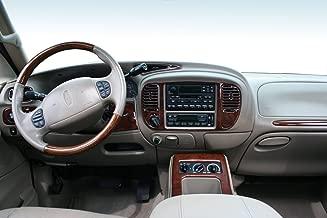 NAVIGATOR Lincoln Interior BURL Wood Dash Trim KIT Set 2000 2001 2002