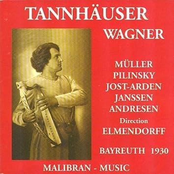 Wagner: Tannhäuser (Bayreuth 1930)