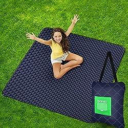 ISOPHO outdoor picnic blanket extra large