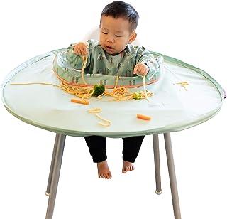 comprar comparacion Kit bandeja y babero Tidy Tot. De 6 a 24 meses. Alimentación complementa. (Verde Salvia)