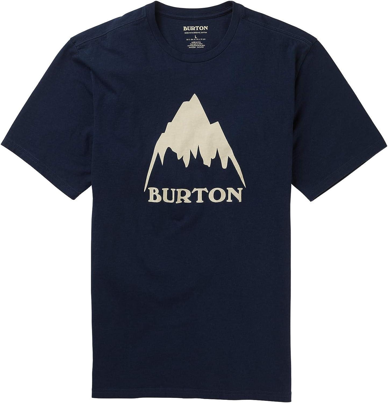 Burton 完全送料無料 Men's Classic Mountain 市場 High Short Sleeve
