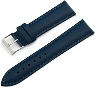 Cassis Reims Genuine Calf Leather Waterproof Lining Watch Strap 20mm with Tool