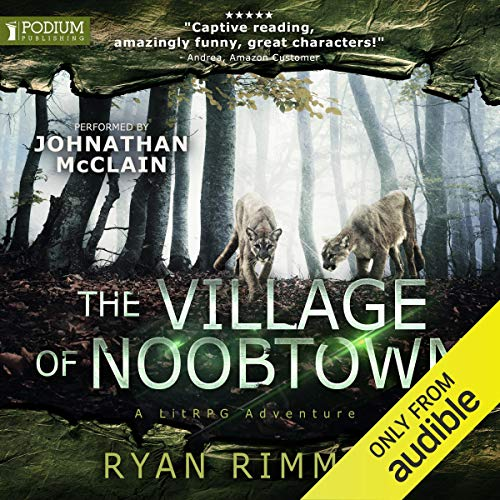 The Village of Noobtown cover art