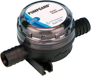 Jabsco 46400-0000 Inline Toilet Pump Strainer 3/4