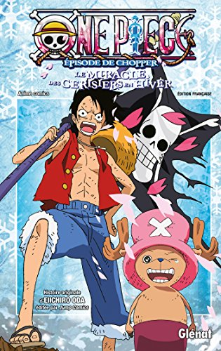 One Piece Anime comics - L'épisode de Chopper