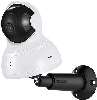 حامل جدار لكاميرا YI Dome وYI Cloud Home Camera ، حامل دعامة أمان قابل للتعديل 360 درجة لكاميرا YI كام (الكاميرا غير مدرجة...
