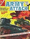 Army Attack :Volume 1 Battle courage of our figting men of war: history comic books,comic book,ww2 historical fiction,wwii comic,Army Attack (ArmyArmy)