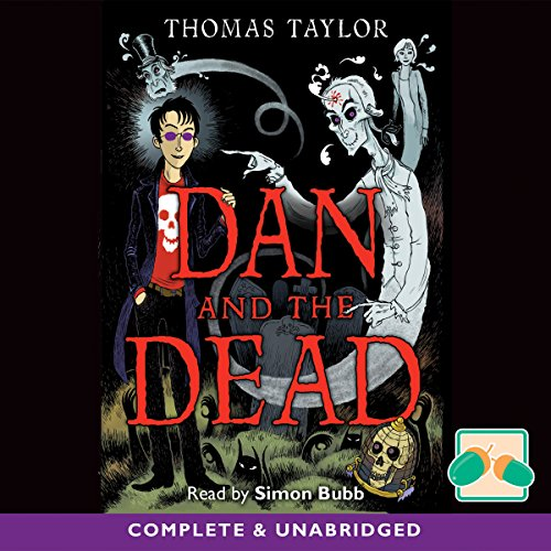 Couverture de Dan and the Dead