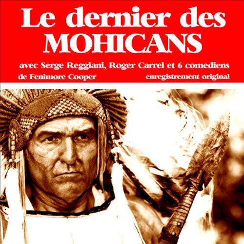 Le dernier des Mohicans cover art