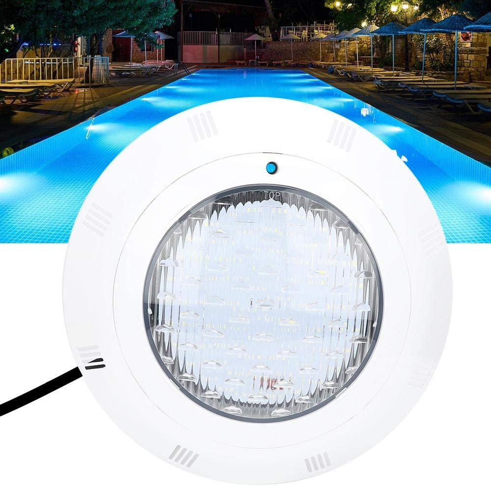 CHICIRIS 40W LED Swimming Pool 360LEDs IP68 Fo Baltimore Mall Sales results No. 1 Waterproof Light