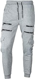 Fashion Camo Pants for Men Casual 2019 Drawstring Slim Stretch Long Trousers Sports Winter Warm Jogger Sweatpants 3XL